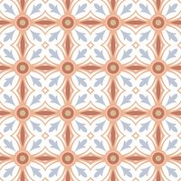 Seamless background image of round cross curve kaleidoscope