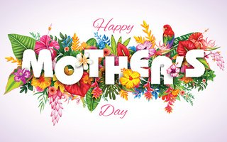 Mother's Day,Decoration,Wom...