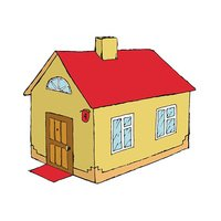 House vector illustration
