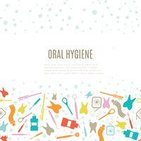 background on the oral health theme