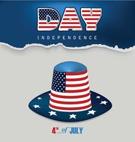 4th of July Background Independence Day