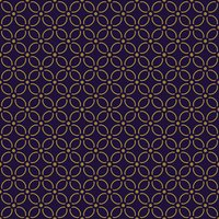 Elegant antique background 352_curve cross line geometry flower