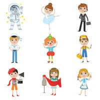 Child,big-eyed,Cut Out,Expe...