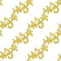 Seamless Gold Pattern