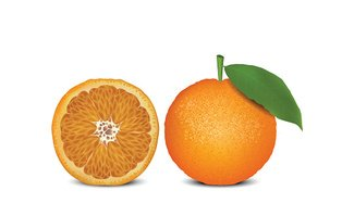 Orange for your design