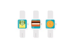 Smartwatch payment