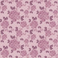 Seamless floral rose pattern background