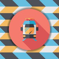 Cable Car,Passenger,Illustr...