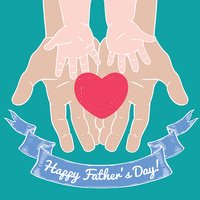 Child,Greeting Card,Father'...