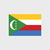 Flag   Union   Comoros