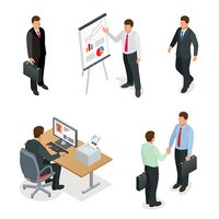 Adult,workgroup,Business Ma...
