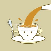 Spoon,Coffee - Drink,Cute,D...