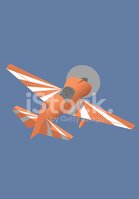 Airplane,Orange Color,Air V...
