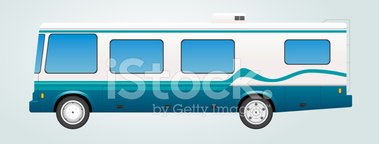 Motor Home,Mobile Home,Road...
