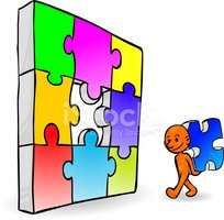 Carrying,Puzzle,Clip Art,Em...