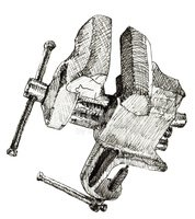 Drawing - Art Product,Vise ...