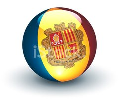Andorra,Flag,Interface Icon...