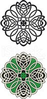 Celtic Culture,Tied Knot,Sy...