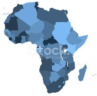 Africa,Map,Vector,South Afr...