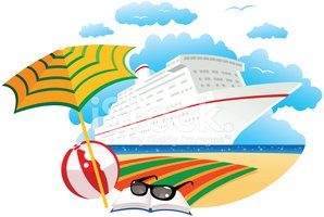 Cruise Ship,Cruise,Beach,Sa...