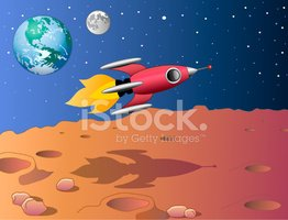 Space,Mars,Planet - Space,C...
