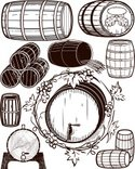 Barrel,Wine,Beer - Alcohol,...