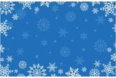 Snowflake,Holiday,Frame,Sno...