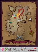 Map,Treasure Chest,Treasur...