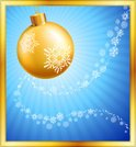 Christmas Ornament,Gold Color…