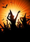 Halloween,Party - Social Ev...