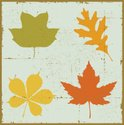 Leaf,Oak Leaf,Maple Leaf,Au...