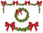 Wreath,Garland,Christmas,H...