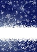 Snowflake,Blue,Backgrounds,...