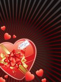 Bow,Valentine's Day - Holid...
