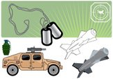 Dog Tag,Army,Armed Forces,C...