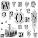 Ornate,Text,Alphabet,Old-fa...