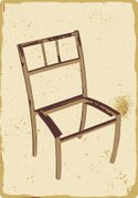 Chair,Old,Broken,Rusty,Desi...