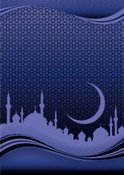 Arabia,Night,Islam,Mosque,P...
