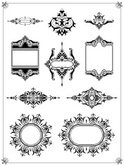 Frame,Ornate,Circle,Victori...