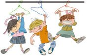 Clothing,Child,Hanging,Litt...