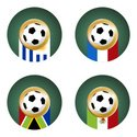 World Map,Cup,Soccer,Africa,M…