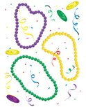 Mardi Gras,Bead,Day of the ...
