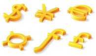 Swiss Currency,Dollar Sign,...