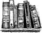 Book,Library,Sketch,Reading...