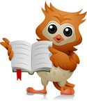 Owl,Book,Reading,Education,...