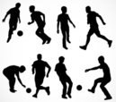 Football,Silhouette,Sport,S...