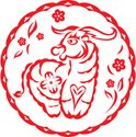 Chinese Zodiac Sign,Cow,Ast...