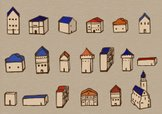 Town,House,Medieval,City,It...