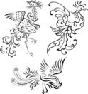 Phoenix - Mythical Bird,Tat...