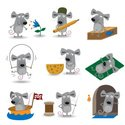 Mouse,Humor,Cute,Vector,Pet...